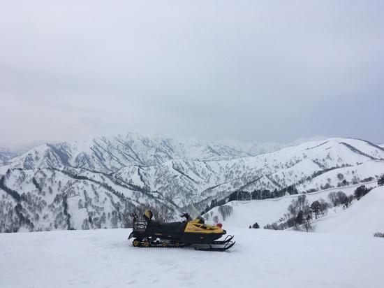 景色が最高|奥只見丸山スキー場のクチコミ画像1