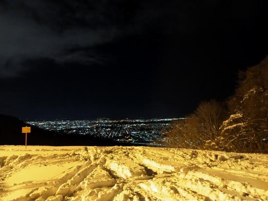 札幌藻岩山スキー場のフォトギャラリー1