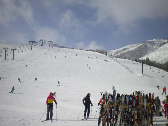 シーズン滑り出し|白馬八方尾根スキー場のクチコミ画像