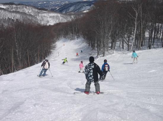 人が多く・・・|タングラムスキーサーカスのクチコミ画像