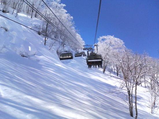 良いスキー場です