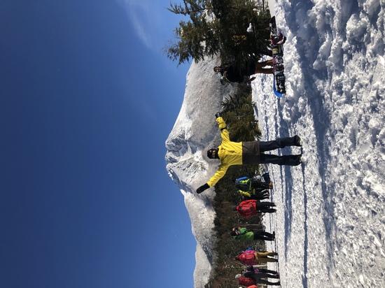 快晴!!|丸沼高原スキー場のクチコミ画像