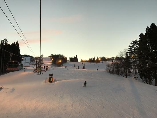 オールナイト 鷲ヶ岳スキー場のクチコミ画像2