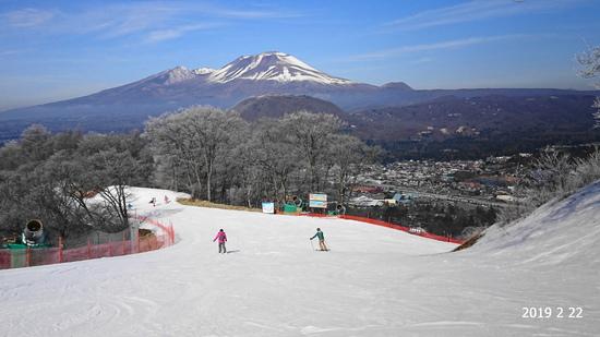 高齢者のスキー|軽井沢プリンスホテルスキー場のクチコミ画像