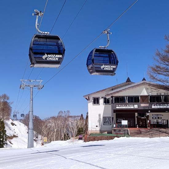 野沢温泉スキー場のフォトギャラリー6