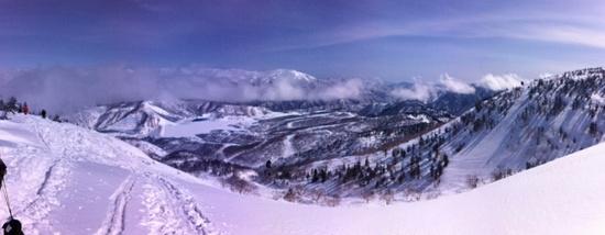 第五ロマンスリフト|かぐらスキー場のクチコミ画像