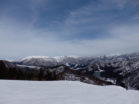 かなり雪が少なくなっていました|NASPAスキーガーデンのクチコミ画像3
