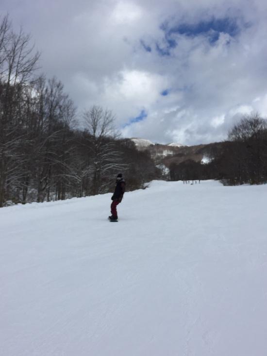 きれいで過ごしやすい|たんばらスキーパークのクチコミ画像