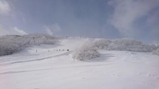 広々ゲレンデ 車山高原SKYPARKスキー場のクチコミ画像