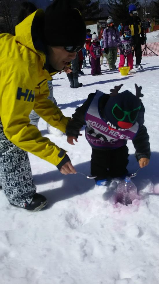 子供連れのファミリーには助かるゲレンデ|シャトレーゼスキーリゾート八ケ岳のクチコミ画像