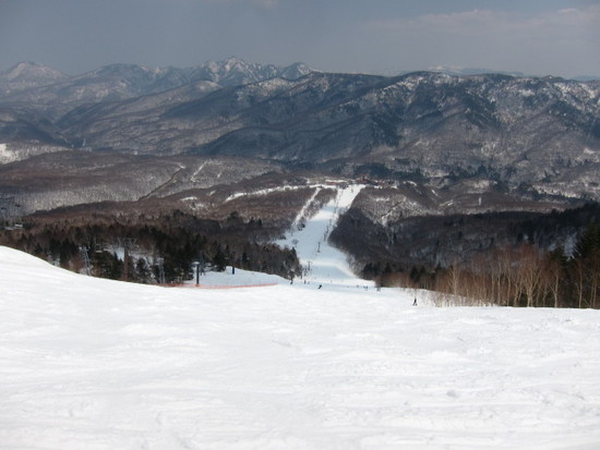 2014/04/27(日) 長野県 奥志賀高原の速報|奥志賀高原スキー場のクチコミ画像