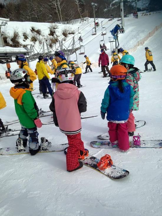 北志賀高原小丸山スキー場のフォトギャラリー3