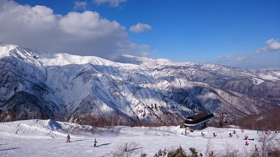 雪に恵まれたスキー場|Hakuba47 ウインタースポーツパークのクチコミ画像