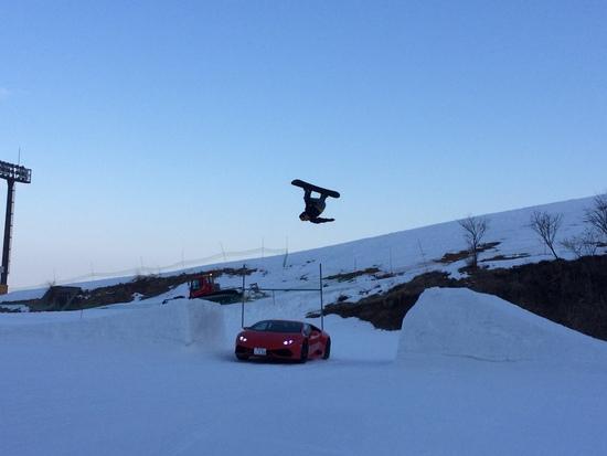 スーパーカーイベント|竜王スキーパークのクチコミ画像