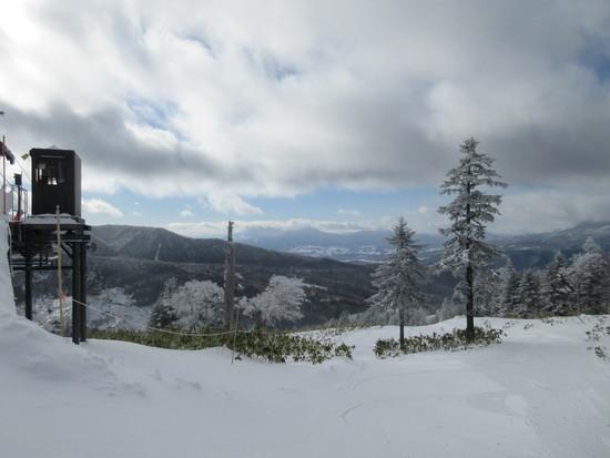 サラサラの雪です|万座温泉スキー場のクチコミ画像