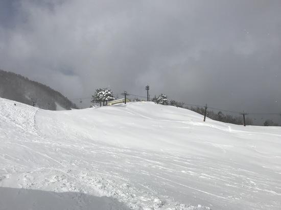 今シーズン初スキー|ハイパーボウル東鉢のクチコミ画像
