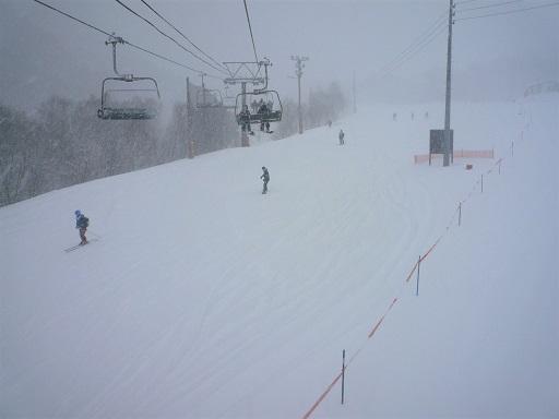 吹雪と風|HAKUBAVALLEY 鹿島槍スキー場のクチコミ画像