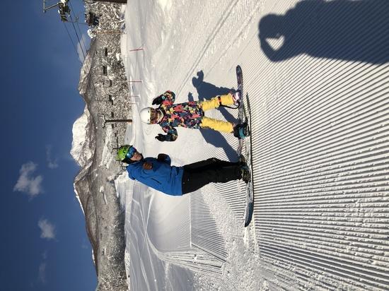2019初滑り最高!!|池の平温泉スキー場のクチコミ画像