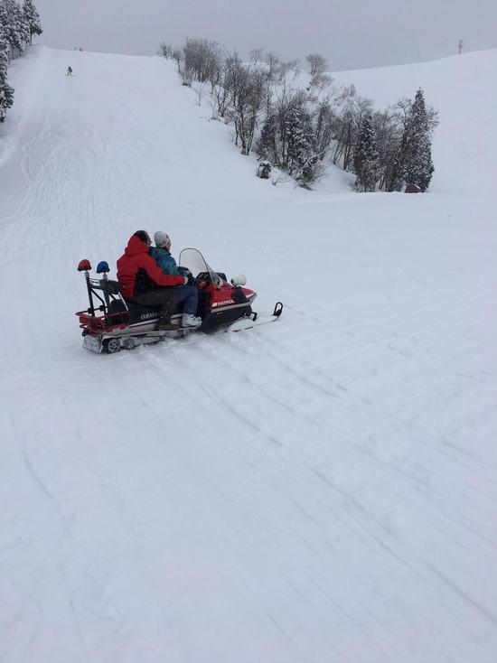 貸し切りゲレンデ|薬師スキー場のクチコミ画像2