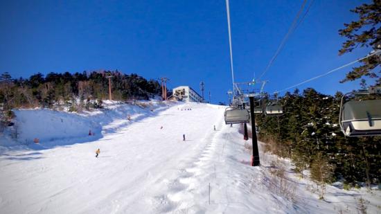 高い晴天率と良好な雪質|Ontake2240のクチコミ画像