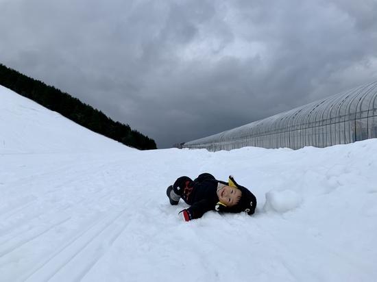 はじめての雪あそび アップかんなべのクチコミ画像3