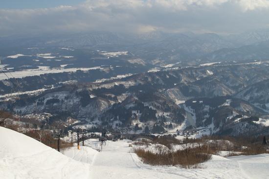 いい天気|さかえ倶楽部スキー場のクチコミ画像3