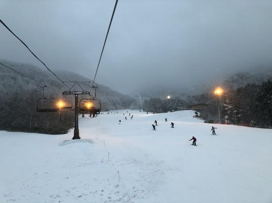 雪質最高!|箕輪スキー場のクチコミ画像