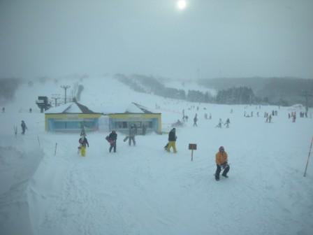 吹雪にも負けず 安比高原スキー場のクチコミ画像
