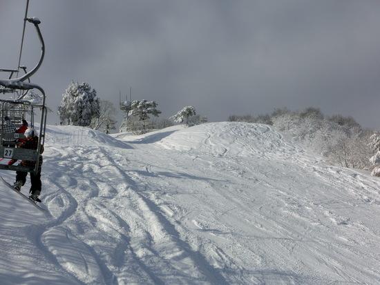 子供の特訓にはおすすめ!|となみ夢の平スキー場のクチコミ画像2