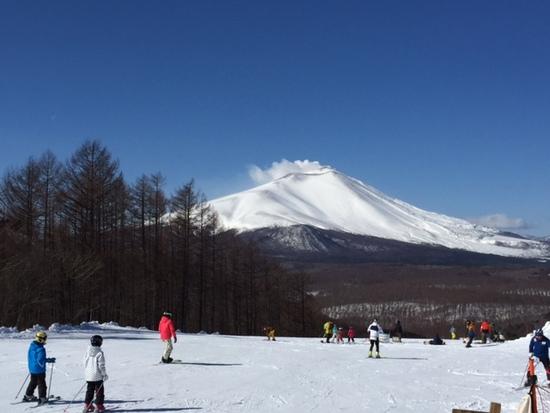 子どもが安全に楽しめるスキー場&雪遊び場|軽井沢スノーパークのクチコミ画像