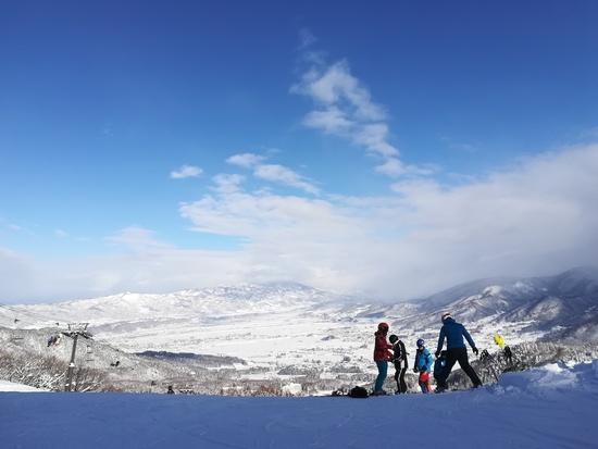 パウダーゲレンデ|北信州 木島平スキー場のクチコミ画像