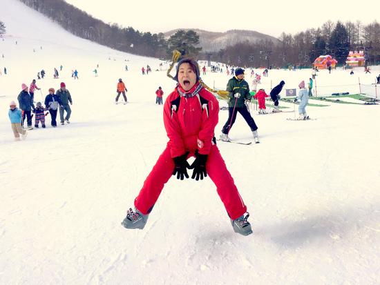 雪質最高!温泉最高! 草津温泉スキー場のクチコミ画像