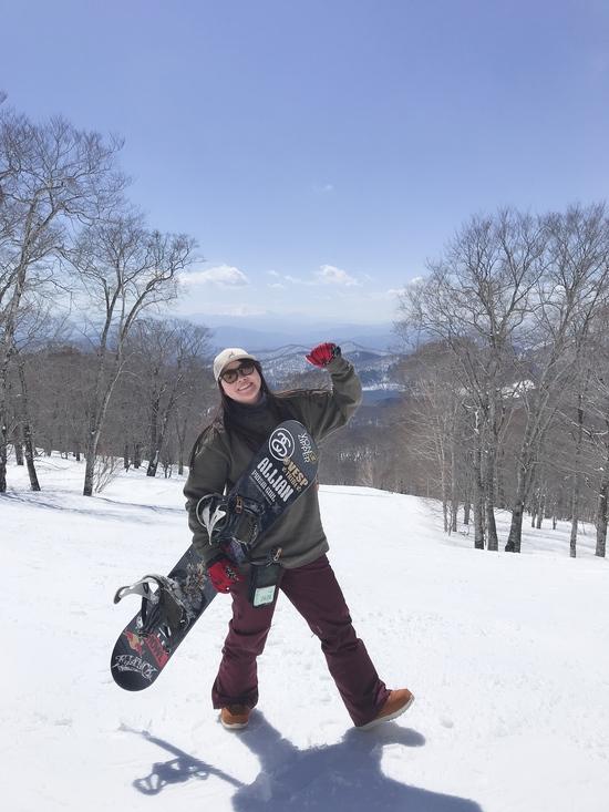 安定のゲレンデ|たんばらスキーパークのクチコミ画像