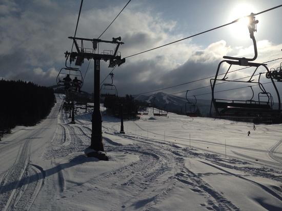 平日は最高です‼︎|スキージャム勝山のクチコミ画像
