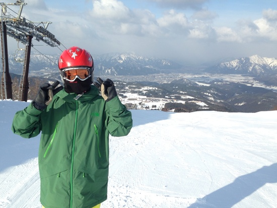平日は最高です‼︎|スキージャム勝山のクチコミ画像3