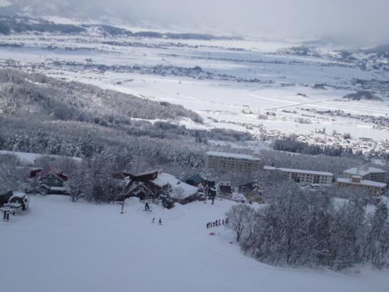 パウダー滑り放題|北信州 木島平スキー場のクチコミ画像