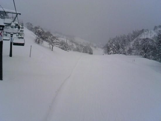 小規模ながら一日楽しめる!!|戸狩温泉スキー場のクチコミ画像