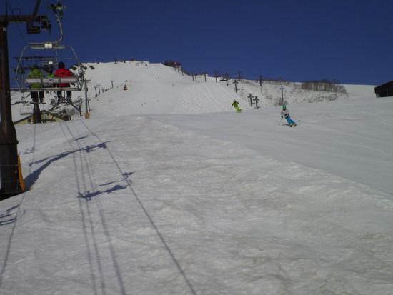 春スキー真っただ中|白馬八方尾根スキー場のクチコミ画像