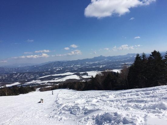 緩斜面の多い初心者向けなスキー場|パルコールつま恋スキーリゾートのクチコミ画像2