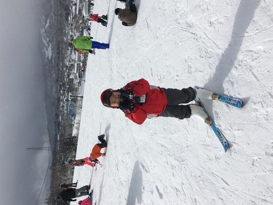 子供連れや初心者には最高|ひるがの高原スキー場のクチコミ画像