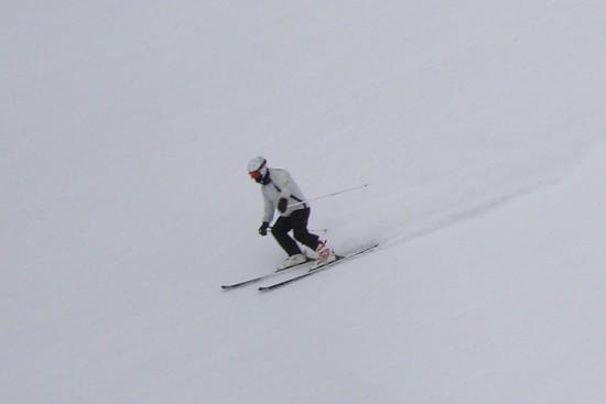 雨のち雪|信州松本 野麦峠スキー場のクチコミ画像