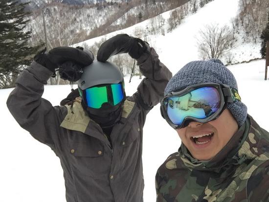 ホームゲレンデです|飛騨ほおのき平スキー場のクチコミ画像