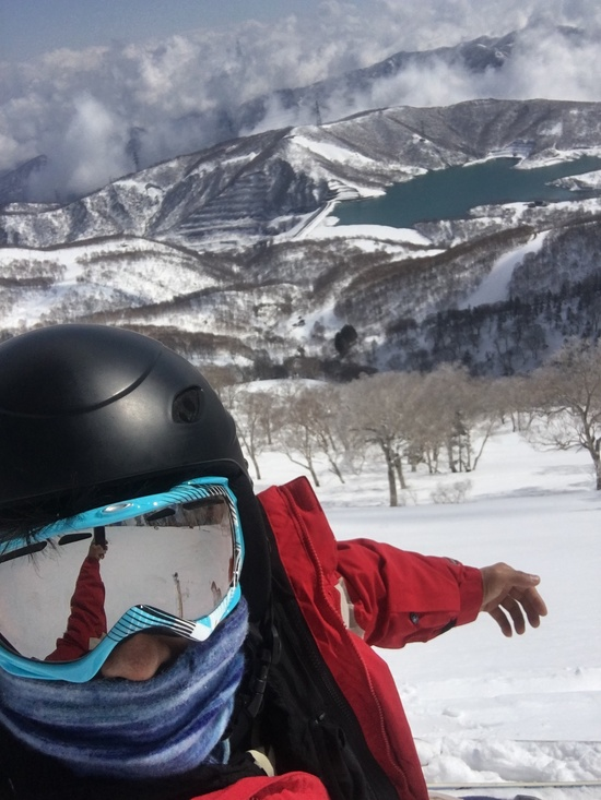 パフパフ|かぐらスキー場のクチコミ画像
