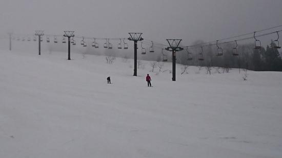 まだまだ雪ありましたよ|岩原スキー場のクチコミ画像