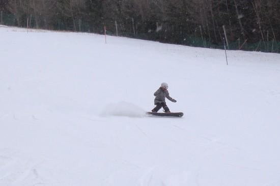 トレーニングバーン開業|信州松本 野麦峠スキー場のクチコミ画像
