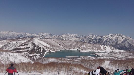 田代湖|かぐらスキー場のクチコミ画像