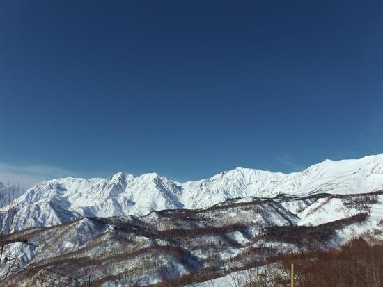 130131栂池高原|栂池高原スキー場のクチコミ画像