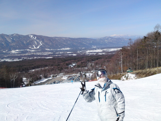 思ったより|富士見高原スキー場のクチコミ画像