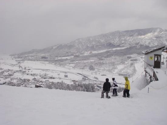 広くておすすめ!|石打丸山スキー場のクチコミ画像2