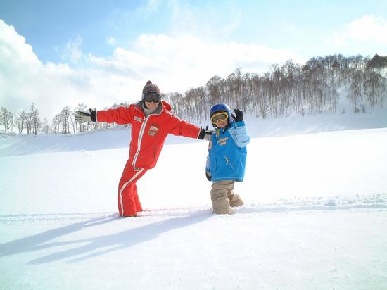 広いよ~|かぐらスキー場のクチコミ画像